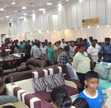 Chennai Shopping Festival Expo 2015